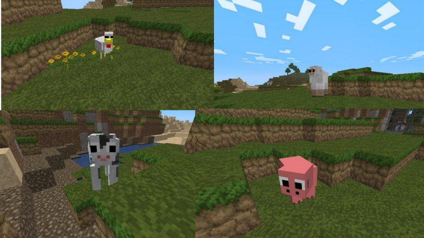 Cute Texture Packs For Minecraft
