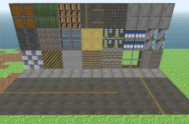 Urban/city Texture Pack (alpha)