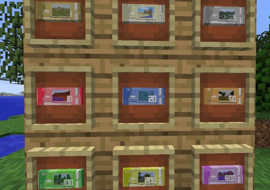 мод на майнкрафт 1.7.10 на деньги #4