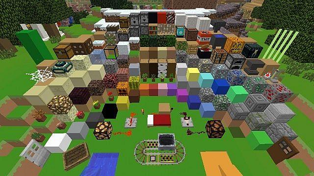 Smooth TexturePack Texture Pack 1.7.2/1.7.10 - download Minecraft mods list   World of Minecraft
