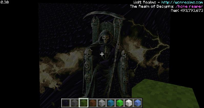 Decypha S Pixel Art D World Of Minecraft
