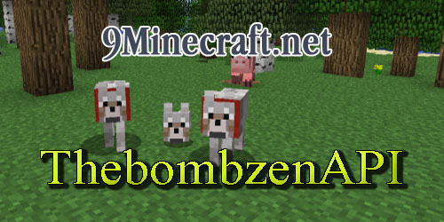 Thebombzen API for Minecraft 1 9 4/1 8 9/1 7 10 | World of