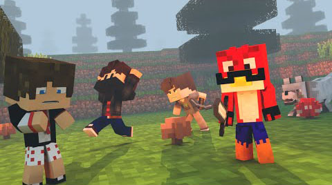 Mini People Mod for Minecraft 1 10 1/1 10 2/1 9 4 | World of