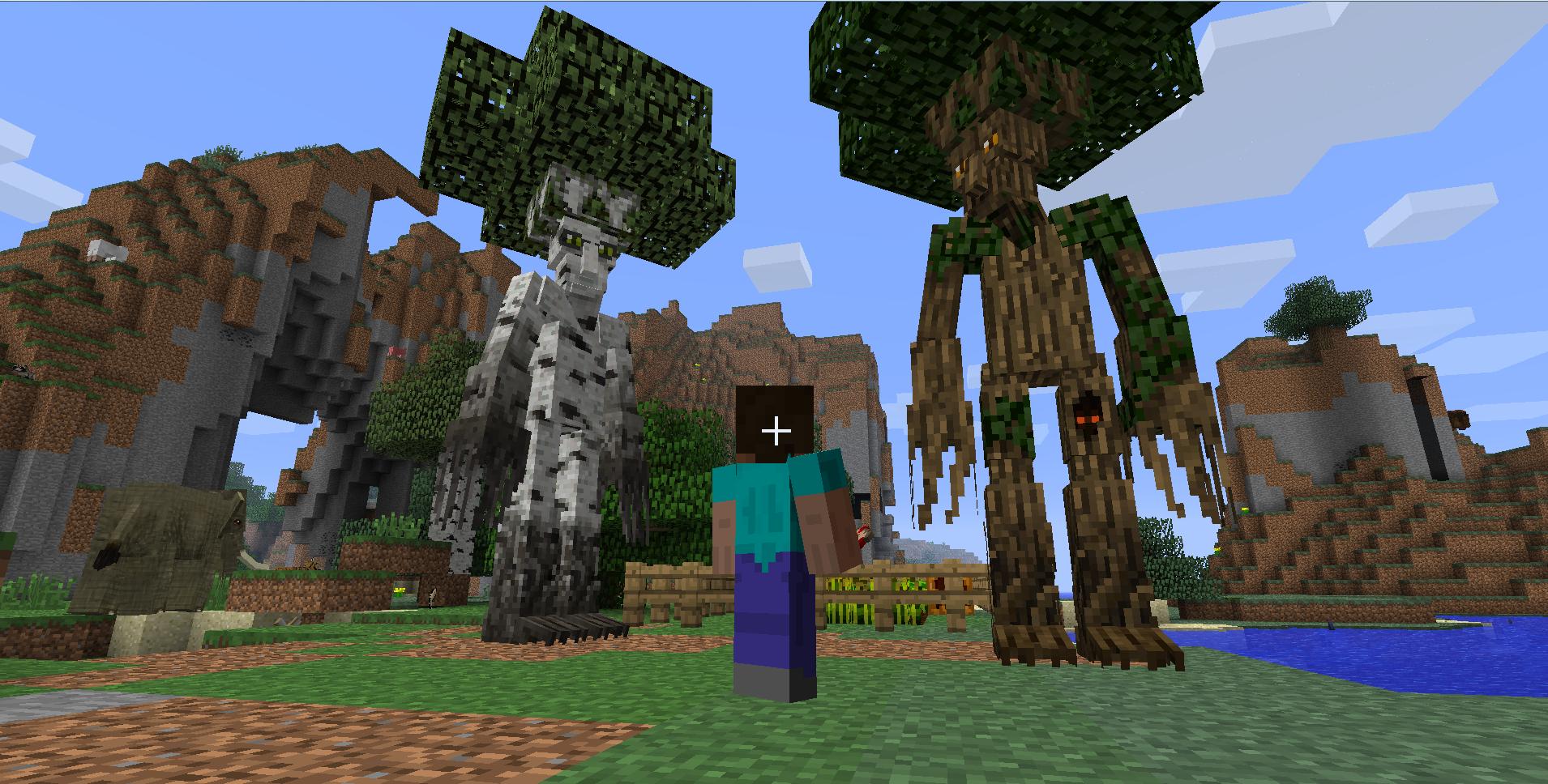 Minecraft mo creatures 1.5.2